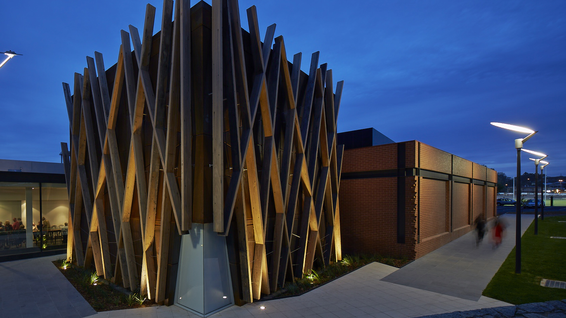 Bendigo Art Gallery External