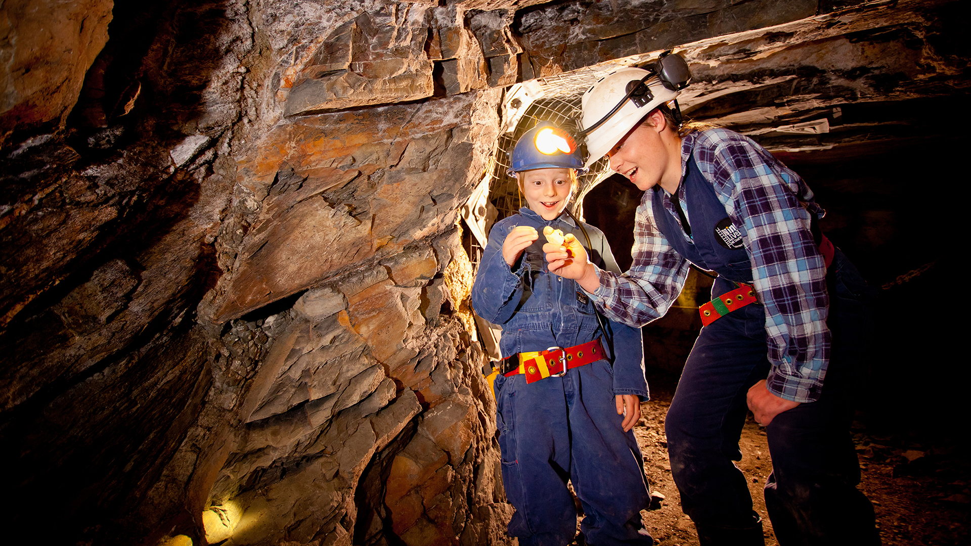 Central Deborah Gold Mine