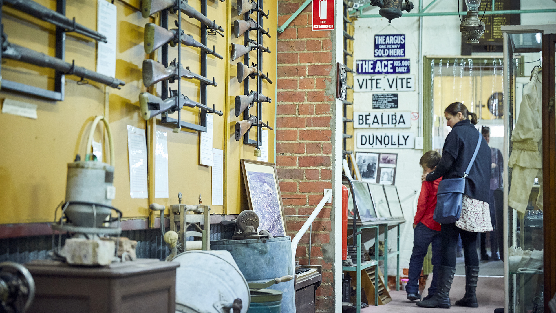 Goldfields Museum - Dunolly