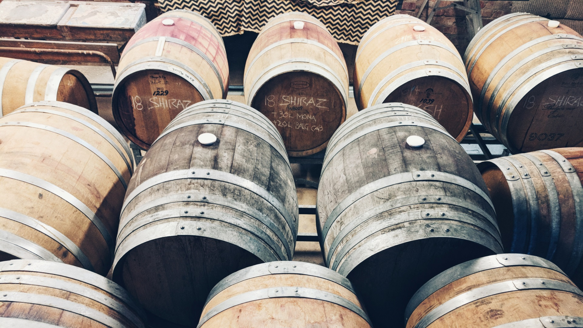 Taste straight from the Wine Barrels