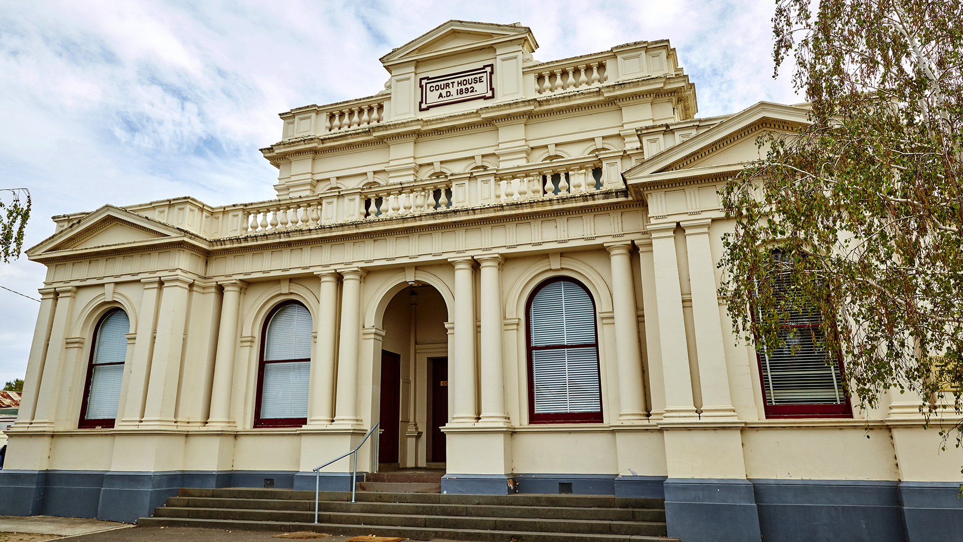 Maryborough Court House