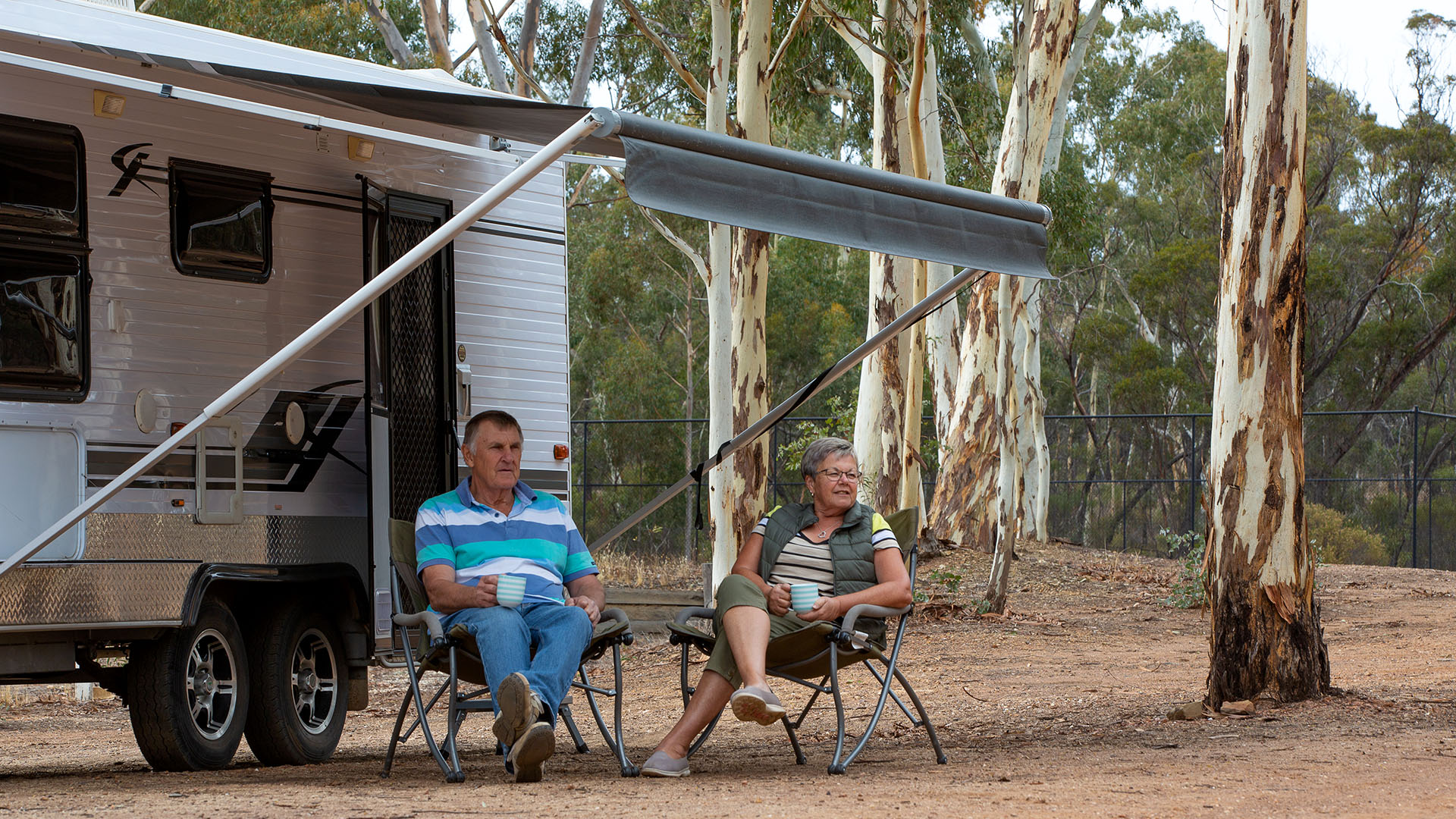 Peter Weaving_Tarnagulla Rec reserve camping RV friendly
