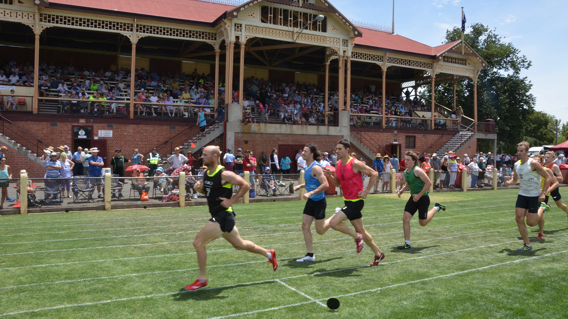 The Maryborough Highland Gathering is Australia's oldest continuous sporting event.
