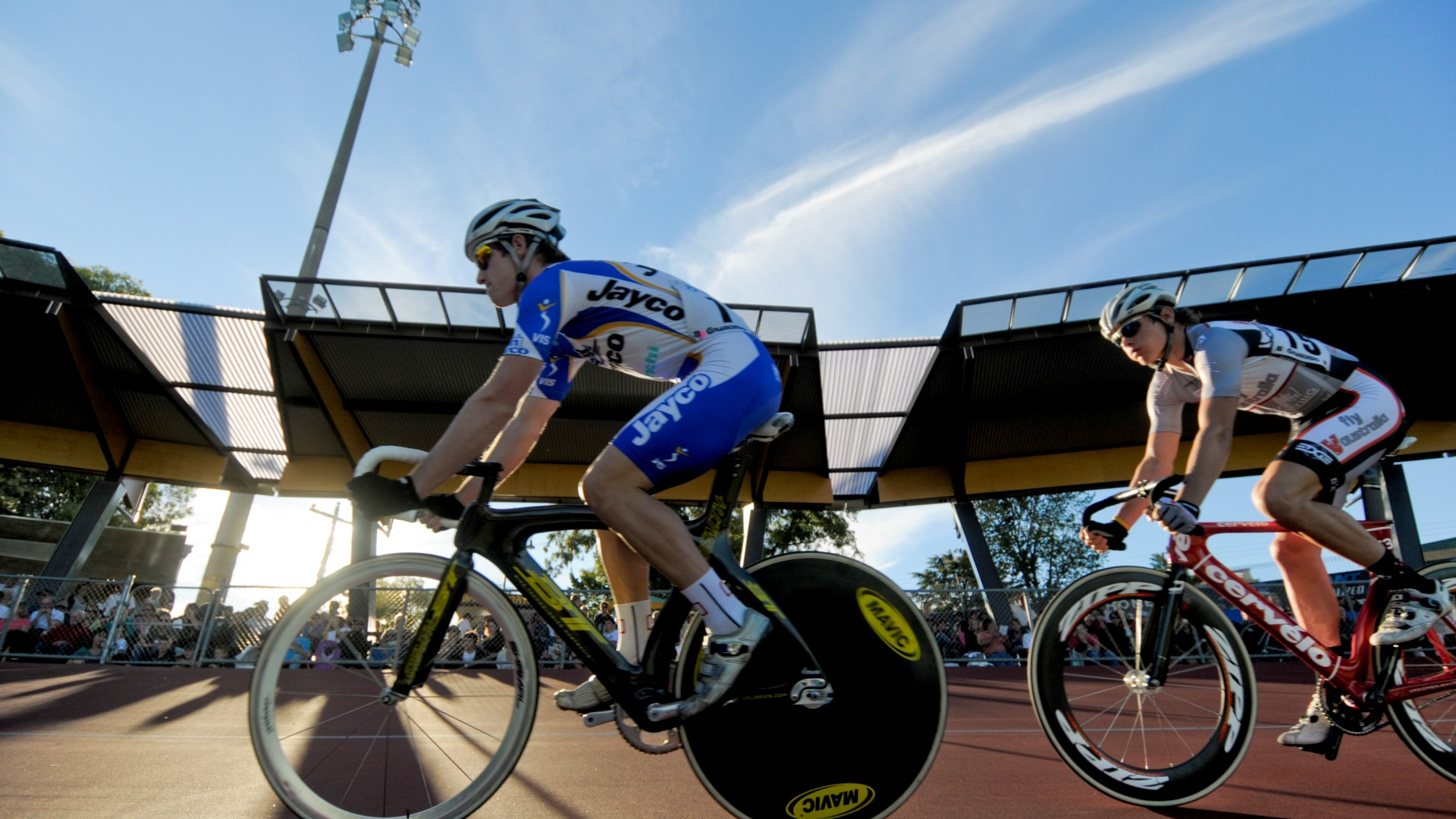 Cycling events in Bendigo