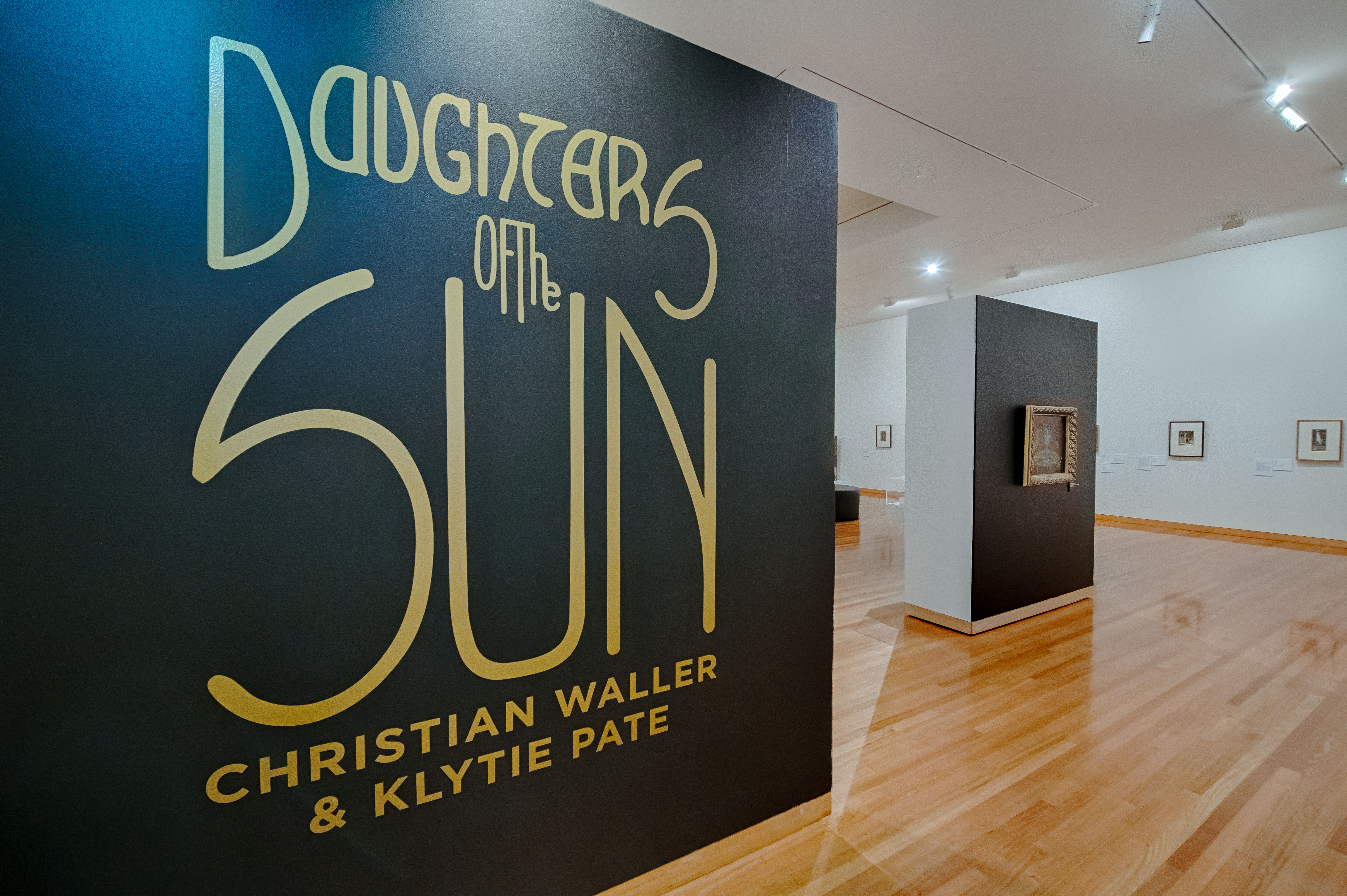 Daughters of the Sun exhibition