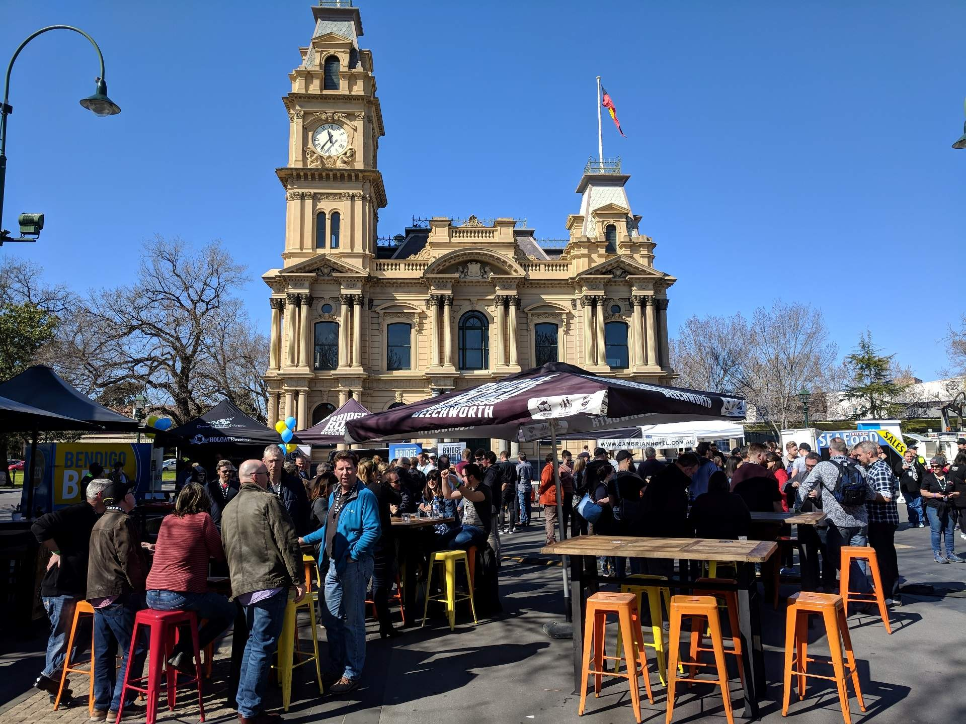 Bendigo On The Hop