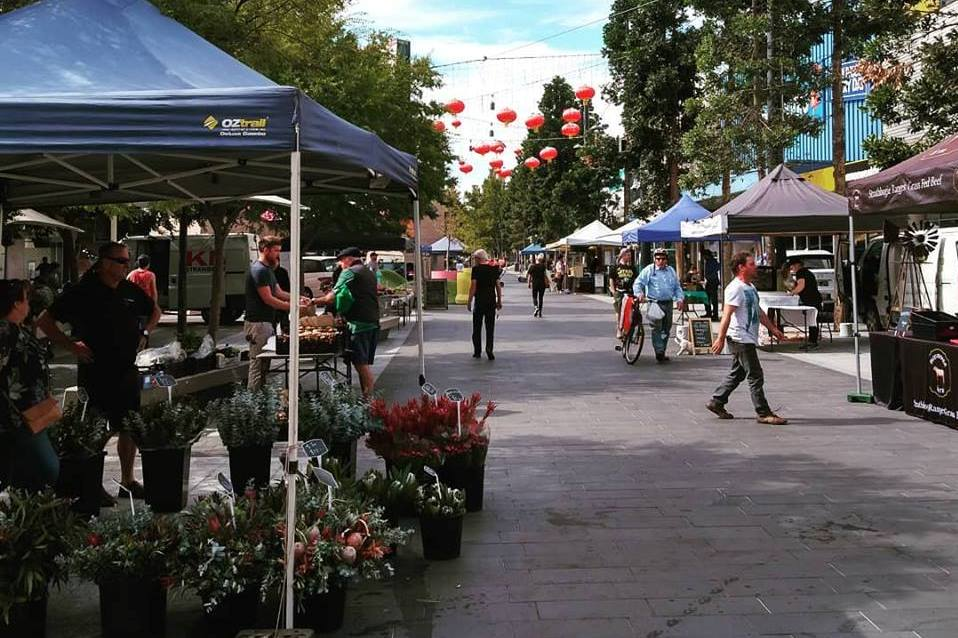 Bendigo Community Farmers Mid-week Market