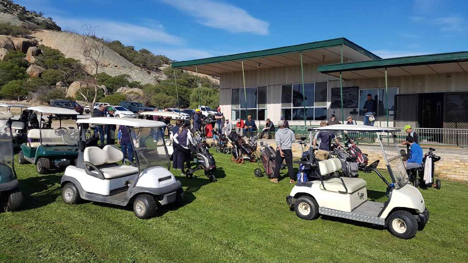 Pyramid Hill Golf Tournament