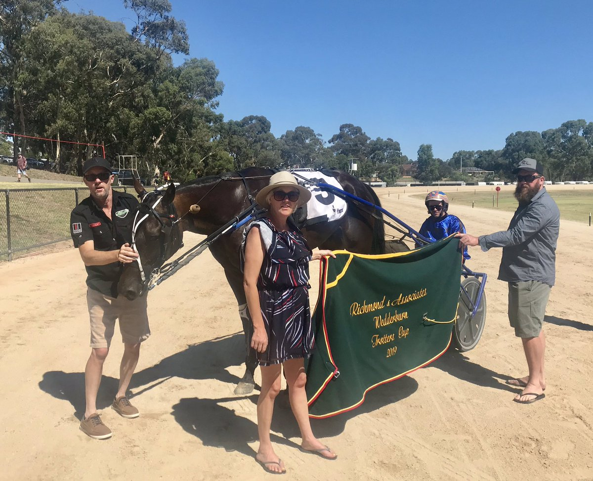 Wedderburn Pacing & Trotters Club