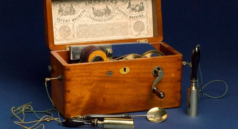 Patent Magneto Electric Machine