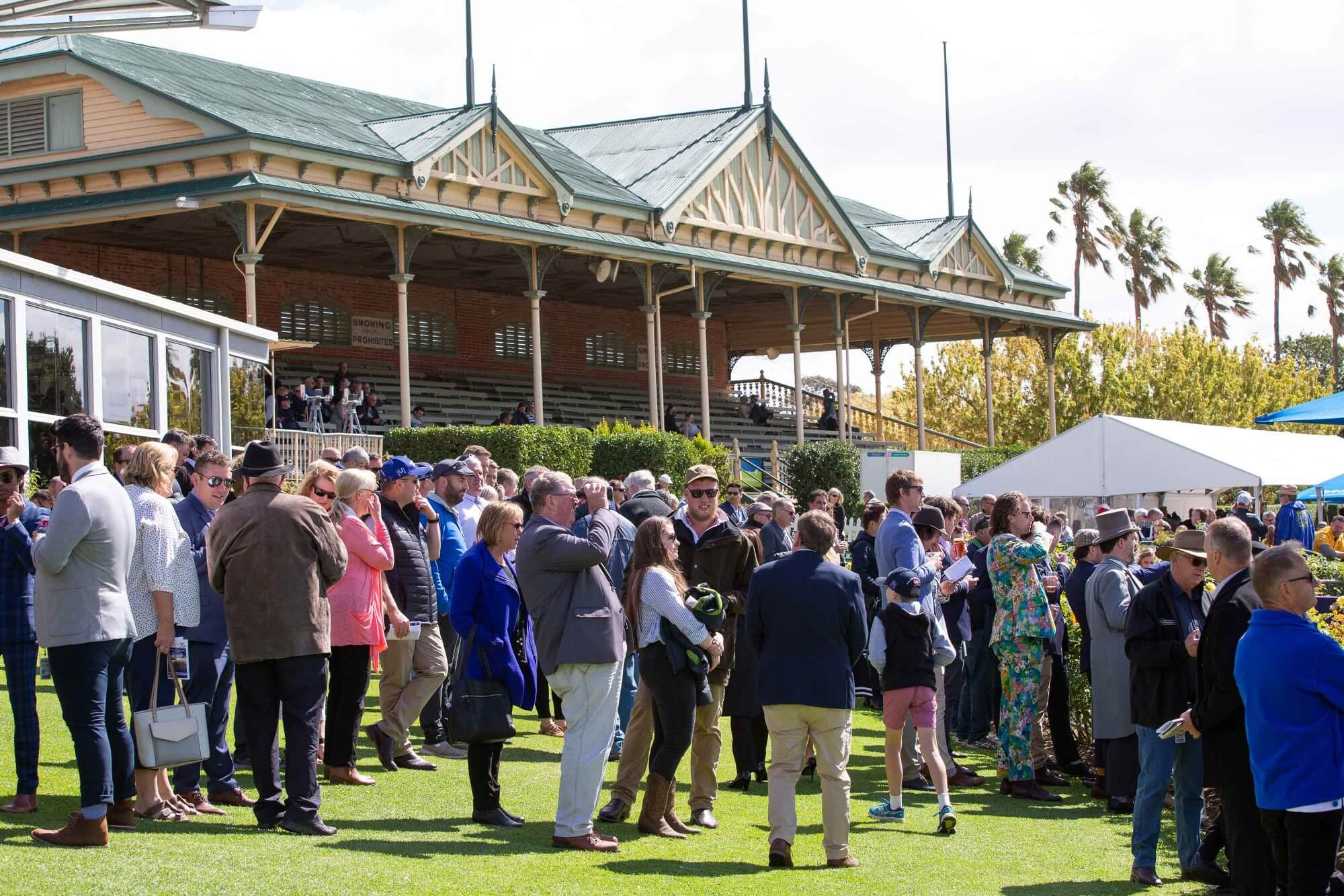 Bendigo Golden Mile Raceday