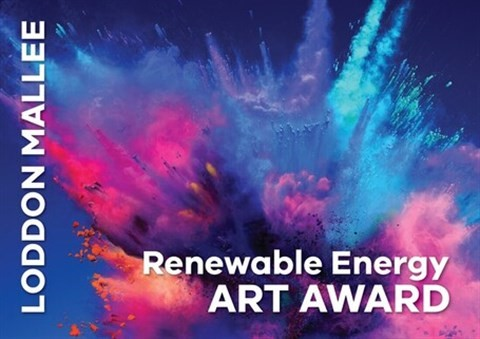 DELWP Loddon Mallee Renewable Energy Award Exhibition