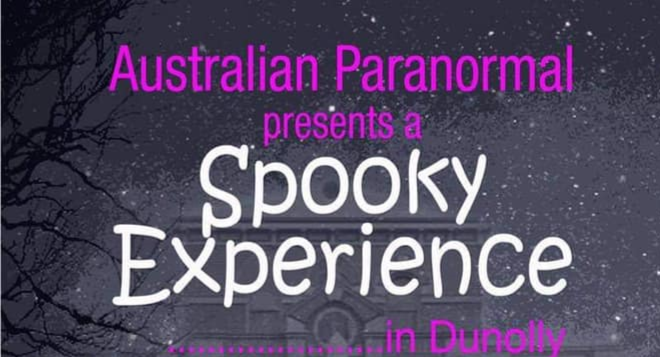 Spooky Experience