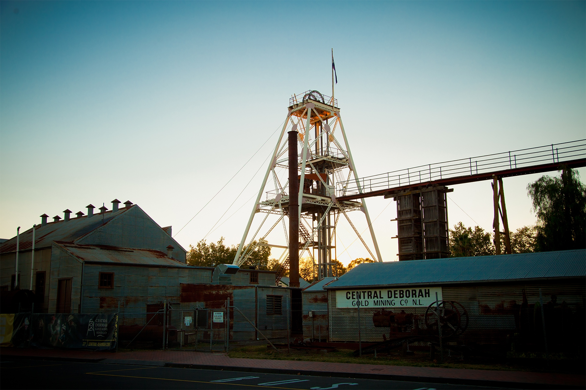 Bendigo Mining History | Bendigo Things to Do