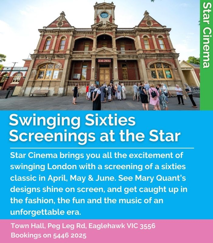 Swinging Sixties Screening at the Star
