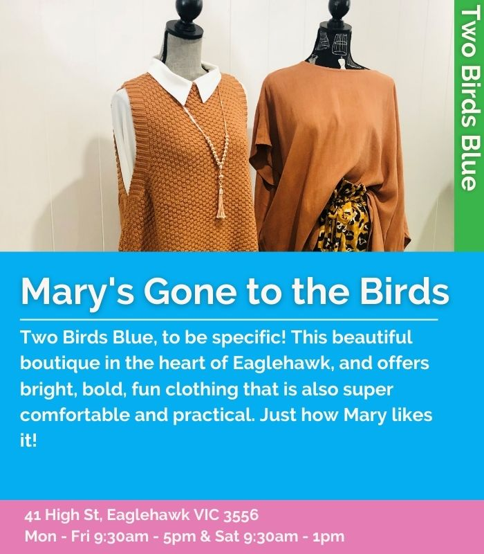 Mary's Gone to the Birds