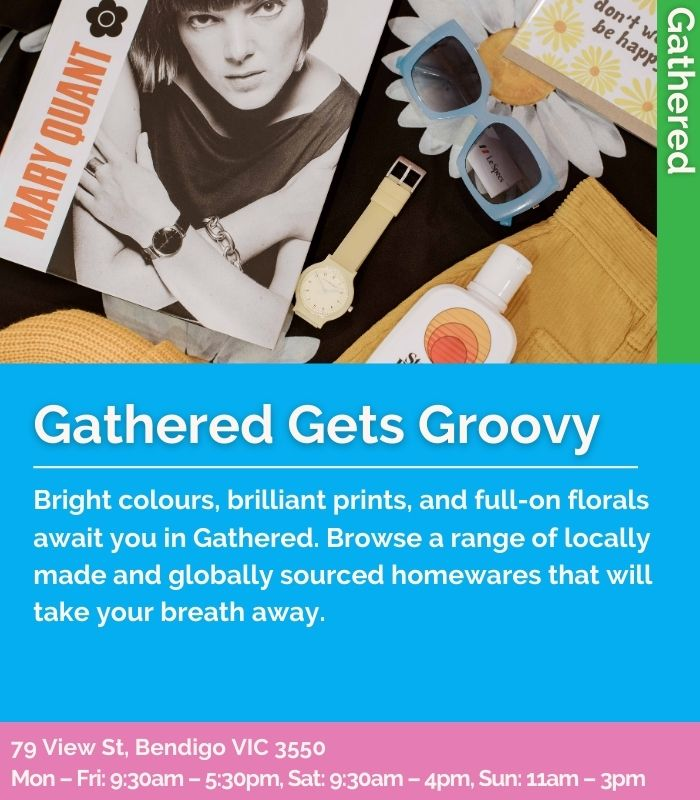 Gathered Gets Groovy