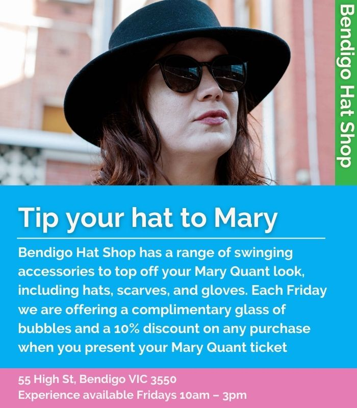Tip your Hat to Mary