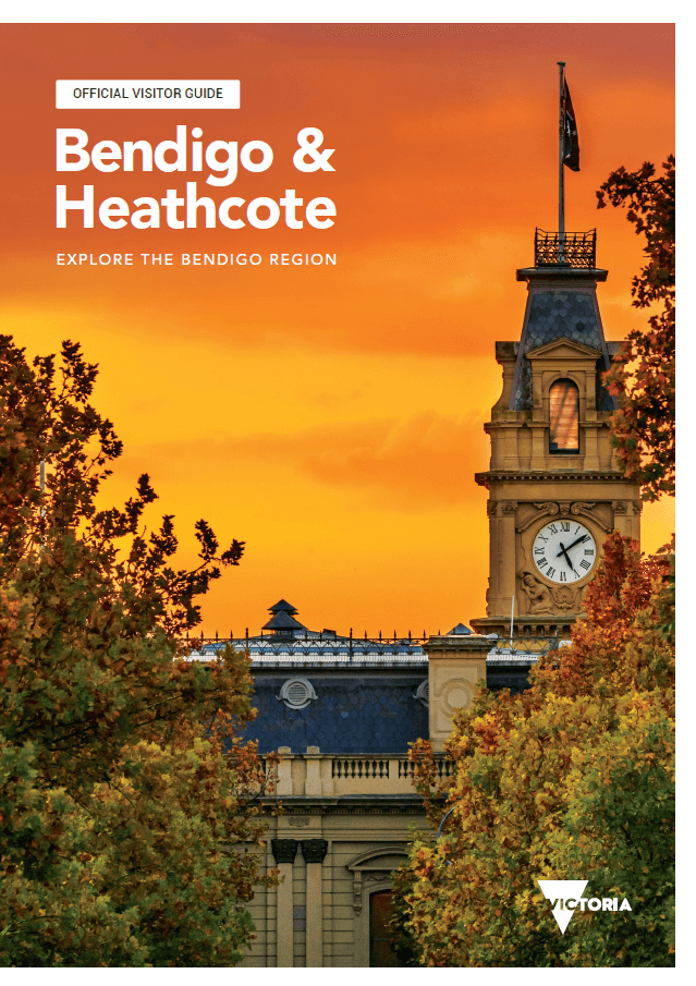 Bendigo Official Visitor Guide 2020