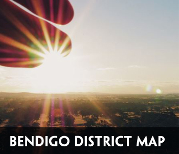 Bendigo District Map