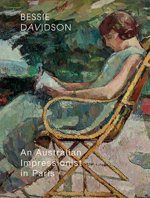 Bessie Davidson - An Australian Impressionist in Paris Catalogue