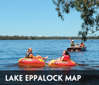 Lake Eppalock Map