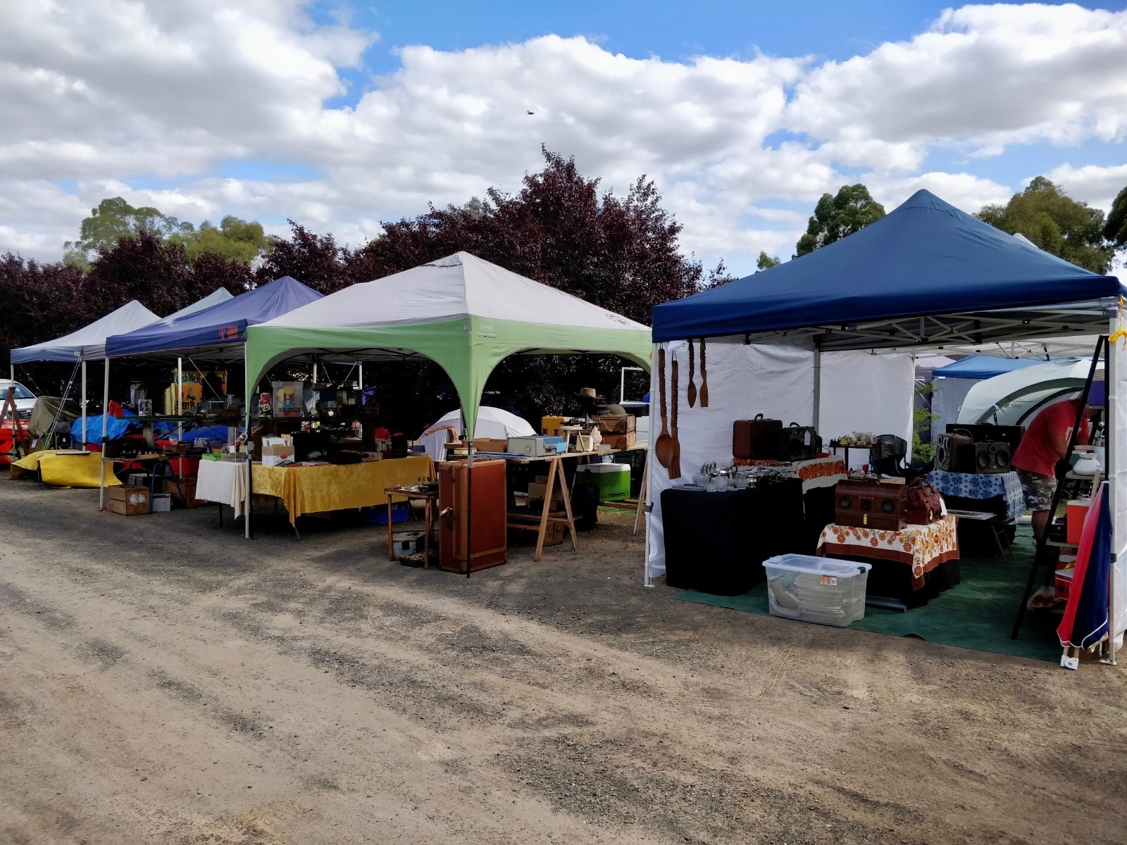 Campbells Creek Collectables Fair Photo